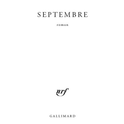 Septembre - Jean Mattern