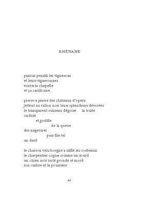 BARBARA, LA VRAIE VIE, J.-F. KERVÉAN