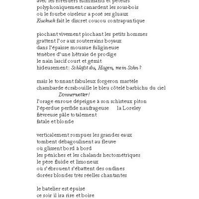 Désordre du jour, Henri Droguet. Éditions Gallimard