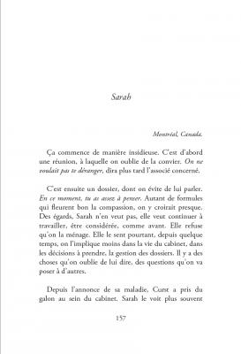 La tresse, Laetitia Colombani