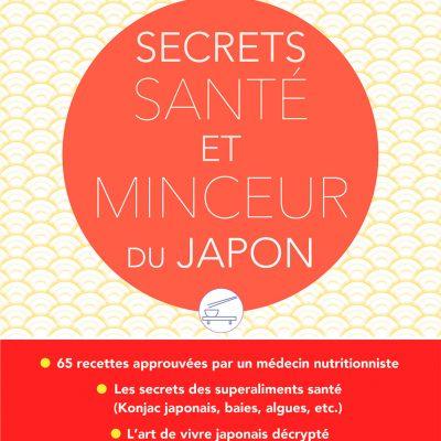 Secrets santé et minceur du Japon, Sophie Ortega