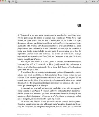 Tortues à l'infini, J. Green, Gallimard
